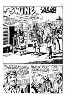 Extrait de Capt'ain Swing! (2e série - Mon Journal) -173- L'île des brumes