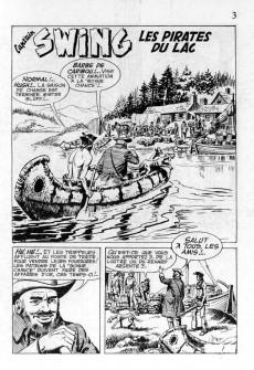 Extrait de Capt'ain Swing! (2e série - Mon Journal) -174- Les pirates du lac