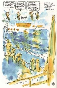 Extrait de Les carnets de Joann Sfar -9- Croisette