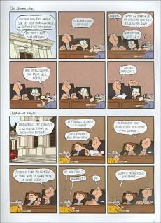 Extrait de Casiers judiciaires - Tome 1