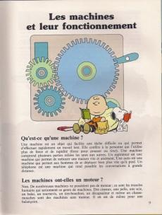 Extrait de Charlie Brown (Dargaud) -HS5- Le grand livre des questions et réponses de Charlie Brown sur toutes sortes d'objets et sur leur fonctionnement