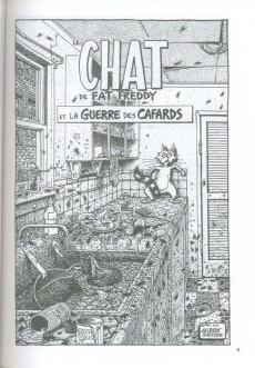 Extrait de Chat de Fat Freddy (Les aventures du) -9- Tome 4