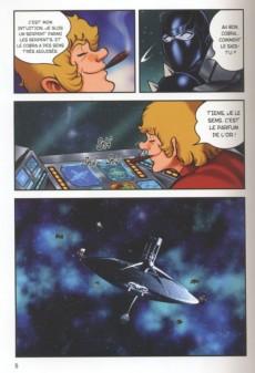 Extrait de Cobra - The Space Pirate (Taifu Comics) -5- Thunderbolt Star