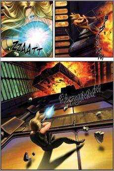 Extrait de Cobra - The Space Pirate (Taifu Comics) -6- Time Drive