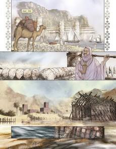 Extrait de Les corsaires d'Alcibiade -4- Le projet secret