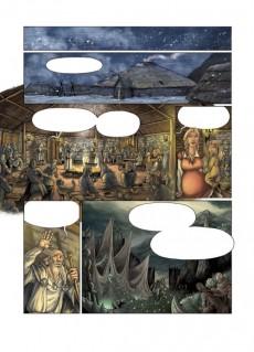 Extrait de Le crépuscule des dieux -2- Siegfried