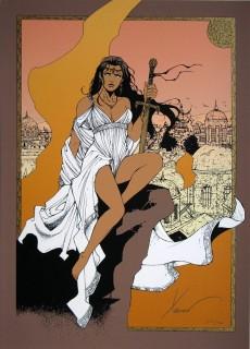Extrait de Croisade -2TT1- Le Qua'dj