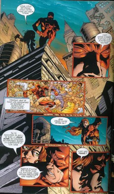Extrait de Daredevil (Marvel Deluxe) -1- Sous l'aile du diable