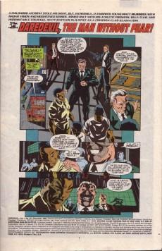 Extrait de Daredevil Vol. 1 (Marvel - 1964) -311- Soul search