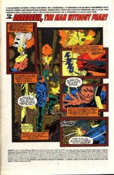 Extrait de Daredevil (1964) -313- So cold it burns