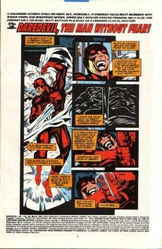 Extrait de Daredevil Vol. 1 (Marvel - 1964) -314- Shock treatment