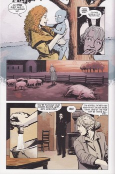 Extrait de Dark Horse Book of... (The) - The Dark Horse Book of Monsters