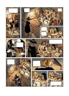 Extrait de Le dieu des Cendres -1- Luchtigern