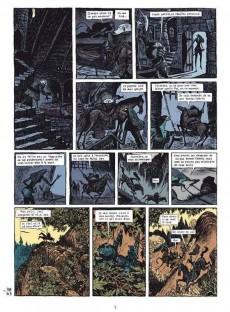 Extrait de Donjon Potron-Minet --83- Sans un bruit