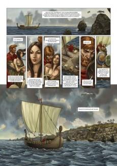 Extrait de Les druides -3- La lance de Lug
