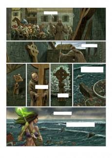 Extrait de Les druides -4- La ronde des géants