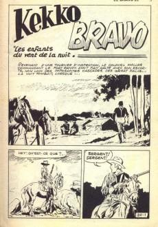 Extrait de El Bravo (Mon Journal) -Rec09- Album N°9 (du n°25 au n°27)
