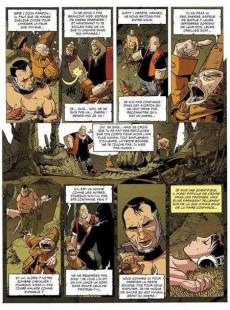 Extrait de Élias le maudit -3- Le soldat d'argile