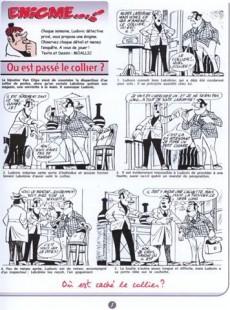 Extrait de Les Énigmes de Ludo -3- Les énigmes de Ludo