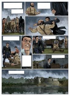 Extrait de L'Épée de Feu -1- La malédiction de Garlath