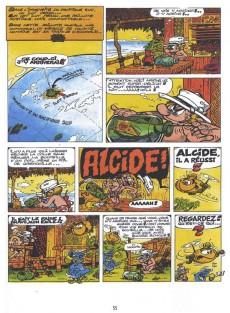 Extrait de Le flagada -INT4- Intégrale 4 : 1979-1981