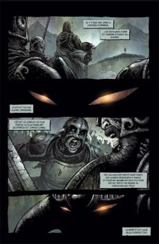 Extrait de Death Dealer - Les ombres de Mirahan
