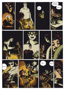 Extrait de Frankenstein (Mousse) -2- Volume 2