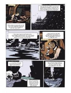 Extrait de Frankenstein (Mousse) -1- Volume 1