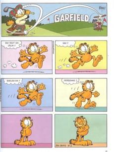 Extrait de Garfield -46- Moi, gourmand ?