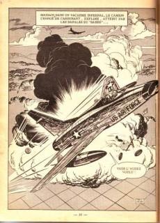 Extrait de Garry (sergent) (Imperia) (1re série grand format - 1 à 189) -134- Seul en enfer