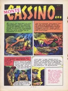 Extrait de Garry -156- Un homme... un vrai ! (Garry) - Monte Cassino (Rex Royal)