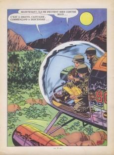 Extrait de Garry (sergent) (Imperia) (1re série grand format - 1 à 189) -157- Cap sur Masbate!.. (Garry) - Le génie du fleuve