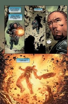 Extrait de Gears of War -2- Tome 2