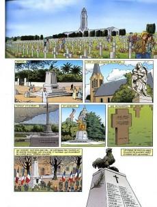 Extrait de La grande Guerre (Glogowski) -1- 1914-1916 ... de Sarajevo à Verdun