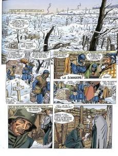 Extrait de La grande Guerre (Glogowski) -2- 1916-1918 ... du Chemin des Dames à l'Armistice