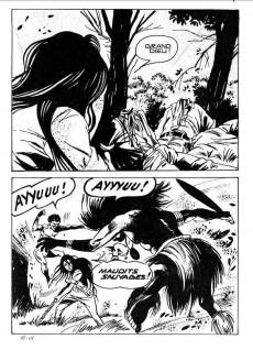 Extrait de Les grands classiques de l'épouvante -2- Prophétie pour un massacre