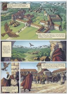 Extrait de Hammerfall -2- Les ombres du Svartalaheim