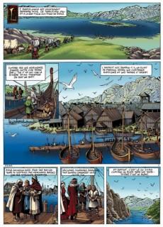 Extrait de Hammerfall -3- Les gardiens d'Elivagar