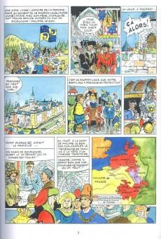 Extrait de Histoire de la Franche-Comté -2- Et la Comté devint française