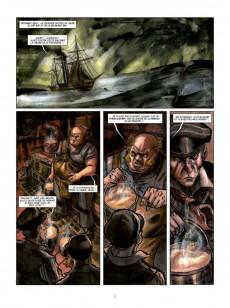 Extrait de Histoires extraordinaires d'Edgar Poe -2- Usher