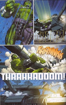 Extrait de Hulk (World War Hulk) -4- World War Hulk (3)