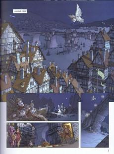 Extrait de Les corsaires d'Alcibiade -1- Élites secrètes