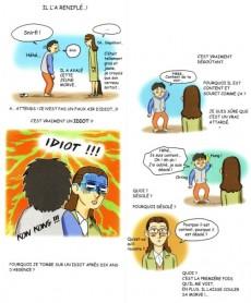 Extrait de L'idiot (Kang) -1- Tome 1