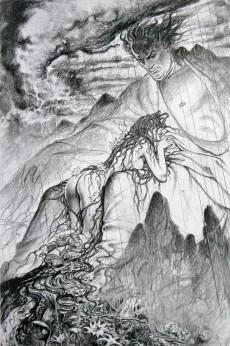 Extrait de Iliade (Manara) -TL- Iliade
