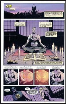 Extrait de Iron Fist (100% Marvel - 2008) -2- Les sept capitales célestes (I)