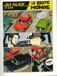 Extrait de Jack Palmer -2c- Mister Palmer et docteur Supermarketstein