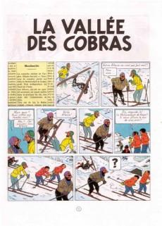 Extrait de Jo, Zette et Jocko (Les Aventures de) -5B44- La vallée des cobras
