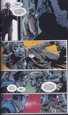 Extrait de Hellblazer (100% Vertigo) -3- John Constantine, Hellblazer - Les Fleurs noires