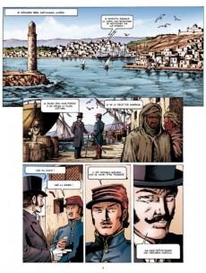 Extrait de Jules Verne - Voyages extraordinaires -1- Hector Servadac - Partie 1/4 - Le cataclysme