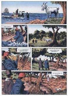 Extrait de Jules Verne - Voyages extraordinaires -2- Hector Servadac - Partie 2/4 - Nina-Ruche
